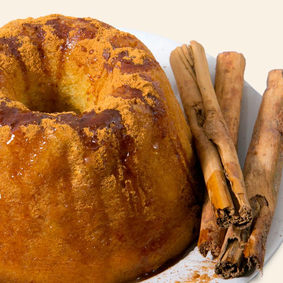 Caribbean Cinnamon Rum Cakes, Cozumel Mexico Gifts & Souvenirs