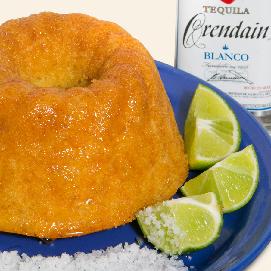 Caribbean Lime Margarita Tequila Cakes, Cozumel Mexico Gifts & Souvenirs