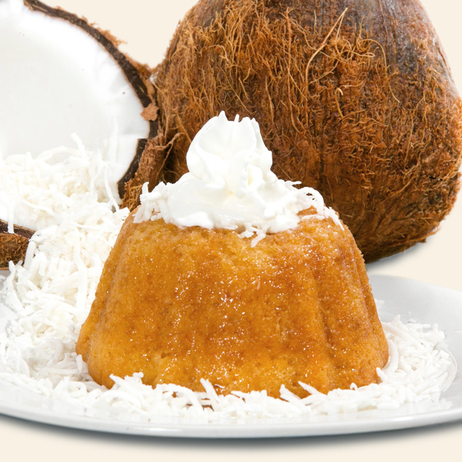 Caribbean Coconut Rum Cakes, Cozumel Mexico Gifts & Souvenirs