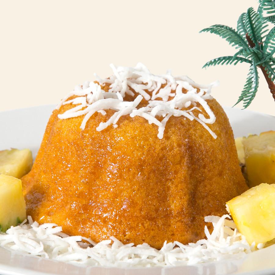 Caribbean Pina Colada Rum Cakes, Cozumel Mexico Gifts & Souvenirs