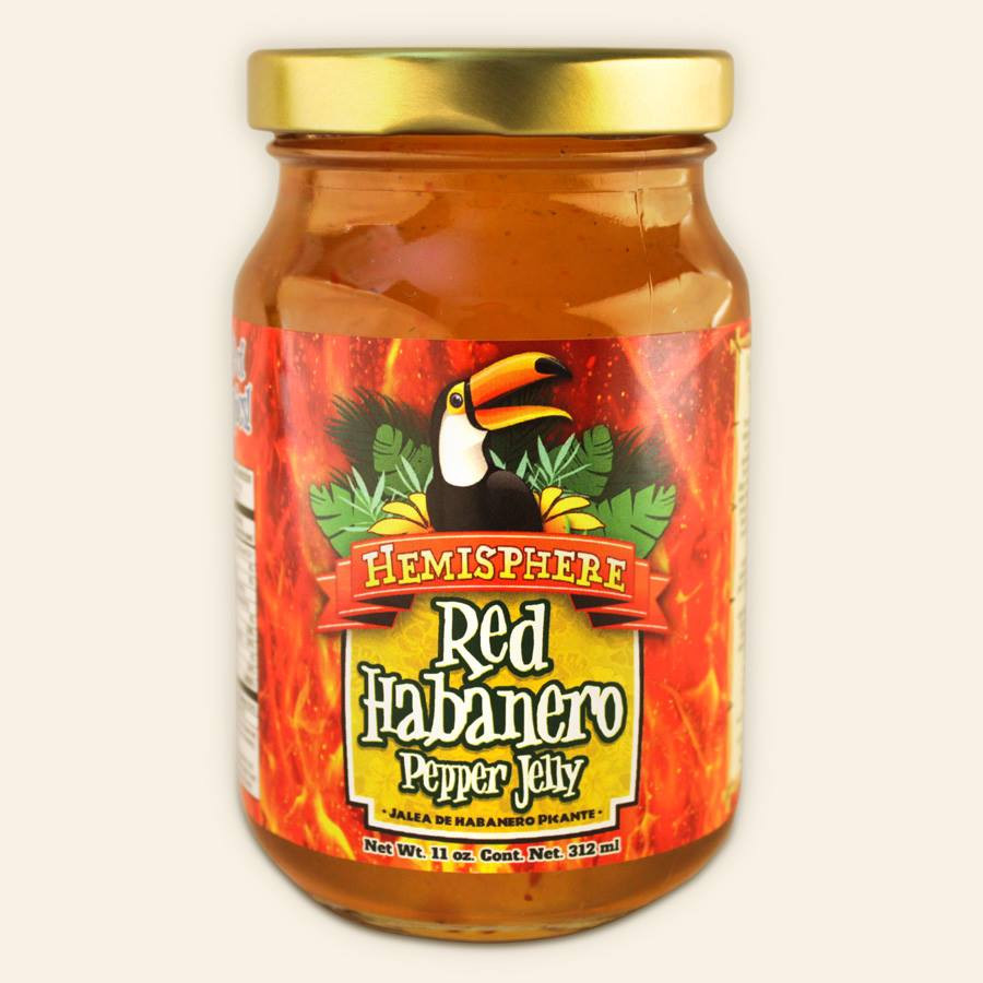 Authentic Mexican Hot Sauces, Habanero Pepper Jelly, Cozumel Gifts
