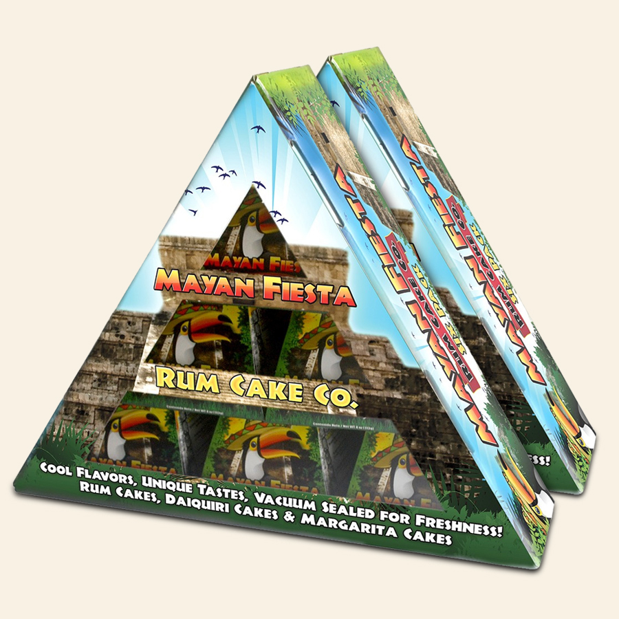 Caribbean Rum Cakes, Cozumel Mexico Gifts & Souvenirs